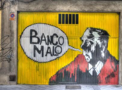 Banco malo