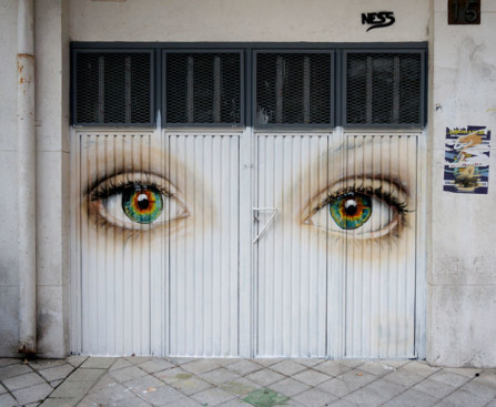 Have u seen this eyes? (La mirada)