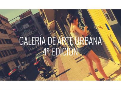Vídeo 4ª edición galería urbana
