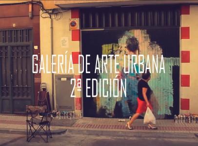 Vídeo 2ª edición galería urbana