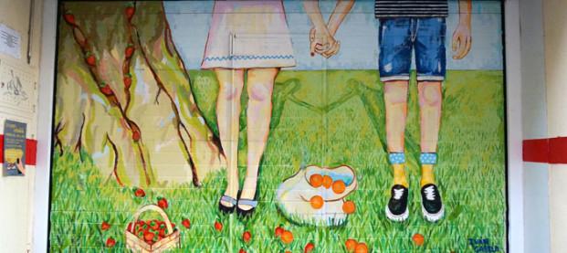 Entre Fresas y Naranjas