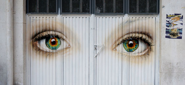 Have u seen this eyes? (La mirada)
