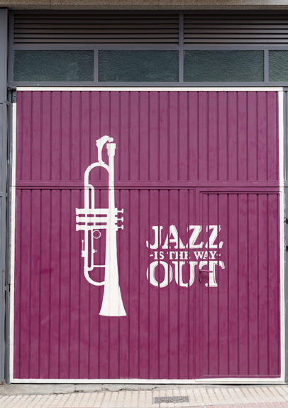 Jazz is the way out