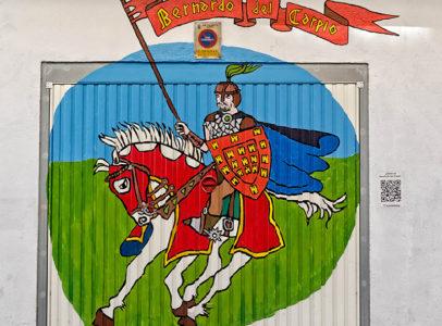 Bernardo del Carpio. El héroe olvidado